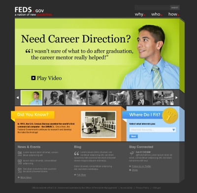 Feds.gov Screen Shot